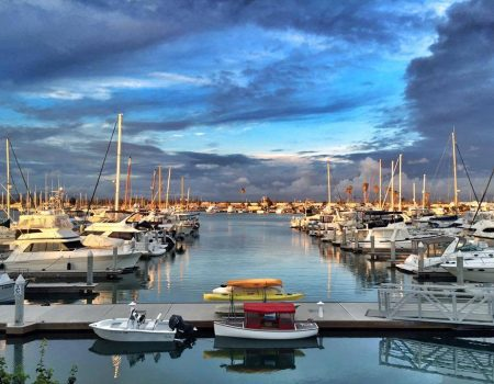 Channel Island Marina